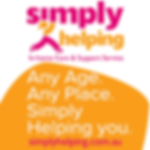 Simply Helping - Website Advert_250x250p