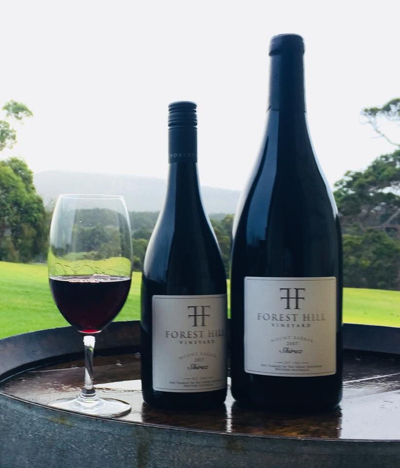 Forest Hill Mount Barker Shiraz