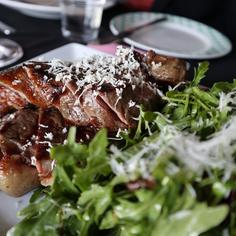 Galafrey Long Table Lunch - Food