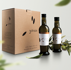 3DROPS OLIVE OIL