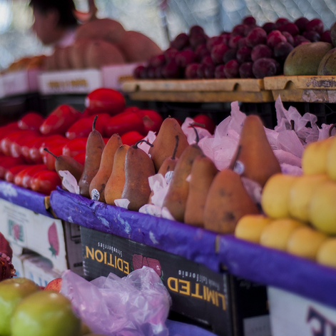 Albany Farmers Market - Food
