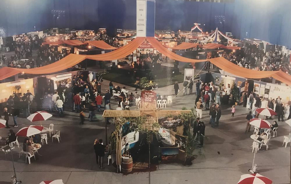 Burswood Wine & Food Festival 1997