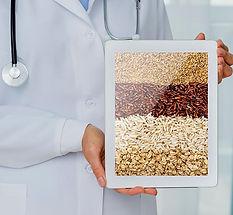 טיפול בתזונה עדנה- דגנים