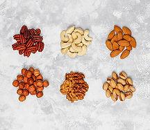 טיפול בתזונה עדנה- אגוזים