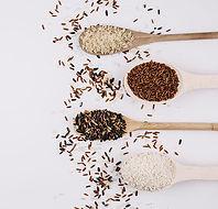 טיפול בתזונה עדנה- אורז