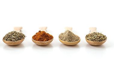 עדנה מוצרי טבע- התבלינים במתכון לעוגת תב