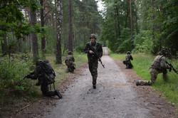 Za Linią Wroga – Obóz Militarny ASG