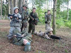 Military CAMP –  ASG dla młodszych