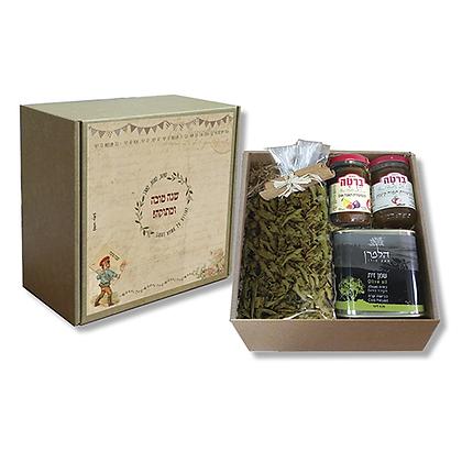 Rosh Hashanah Gift Box - Tavor