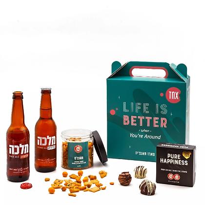 Cheers Gift Box
