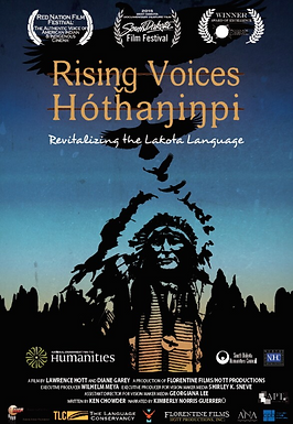 Rising Voices / Hótȟaŋiŋpi