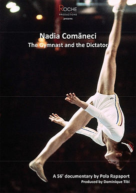 NADIA COMANECI: The Gymnast and the Dictator