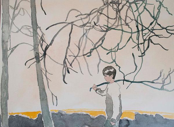 Adolfo y las ramas
