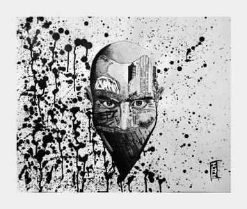 Ink Blot/PISTSO_CKEJA