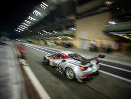 Iniziata la stagione con l'Asian Le Mans Series!