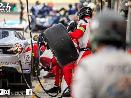P2 nei test ufficiali della 24 ore di Le Mans 2018!