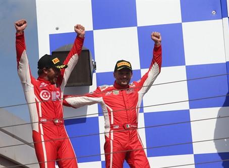 CIGT: Vittoria a Vallelunga in gara2!