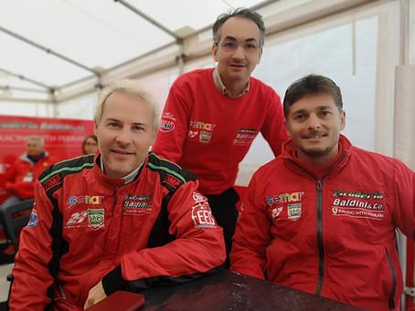 3° posto  Misano nel GT Endurance