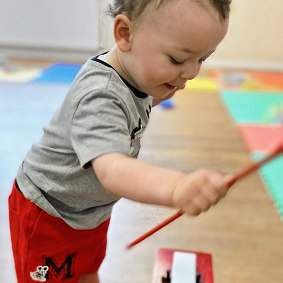 Crosby Younger Toddlers Term 1
