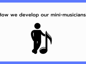 How we develop our musicians.