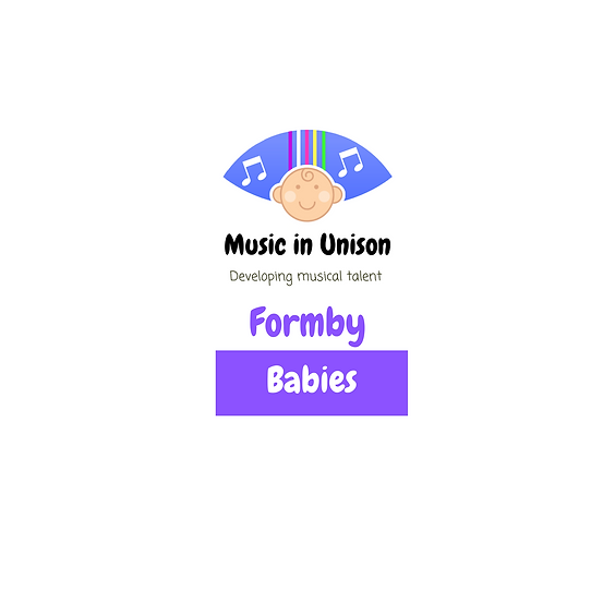 Formby Older Babies 10:45am Term 5