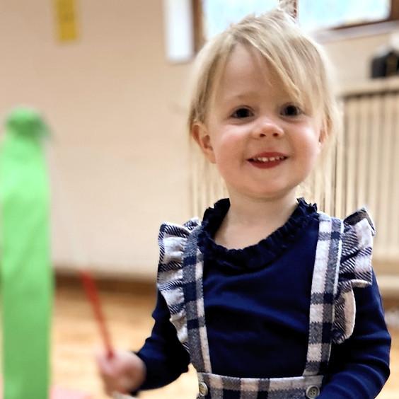 Formby Older Toddlers & Preschoolers Term 1