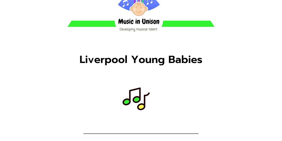 Liverpool Young Babies Term 6