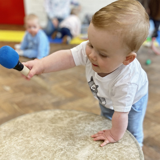 Formby Older Babies Term 1