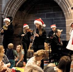 Teeny Maestros Christmas Concert MIXED S