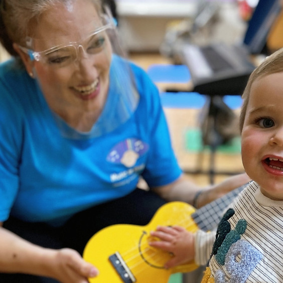 Formby Younger Toddlers Term 1