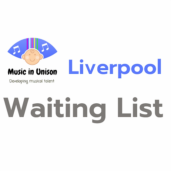 Waiting list for Classes Liverpool
