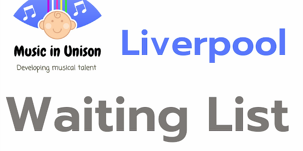 Waiting list for Classes Liverpool - June