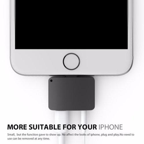 Адаптер Lightning Audio + Charge для Apple iPhone 7