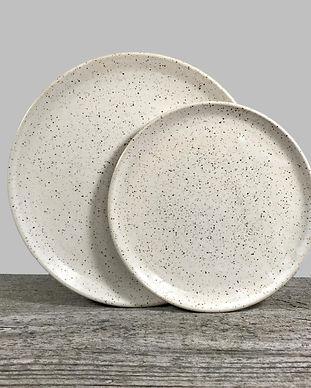handmade dinner plates