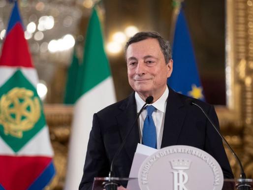 Il governo Draghi figlio del compromesso