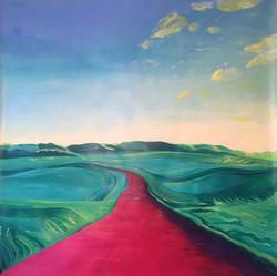 La route rouge