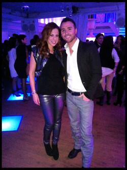 Con Pastora Soler