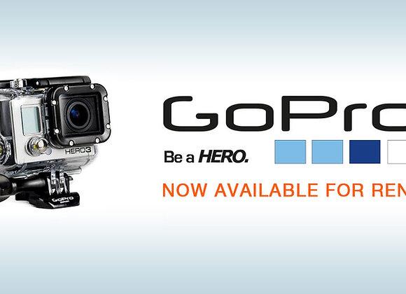 GoPro Camera Rental