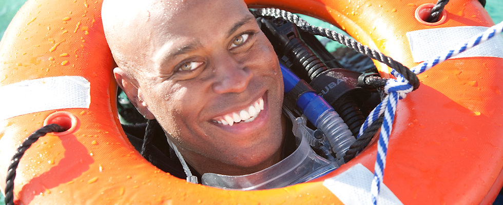 PADI Rescue Diver Course in Taba