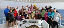 Birthday Snorkel trip in Taba