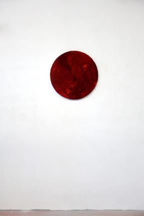 Série Red 20.02, mixed media, 50 cm, 202