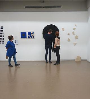 Louise Van Reeth, vue d'exposition, Espa