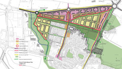 Blanchardstown, Churchfield Masterplan