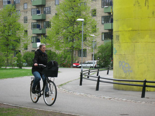 Safe Cycling Infrastructure Leads to 94% Drop in Injuries.
