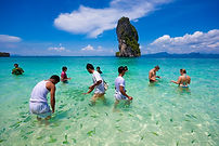 krabi-island-tour-by-big-boat-speed-boat