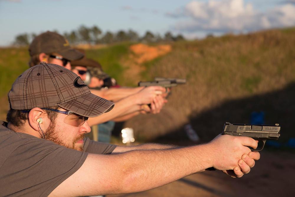 MS Enhanced Carry Handgun Course at Brothers N Arms Gun Range Hattiesburg, MS