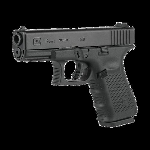 Handgun Rental