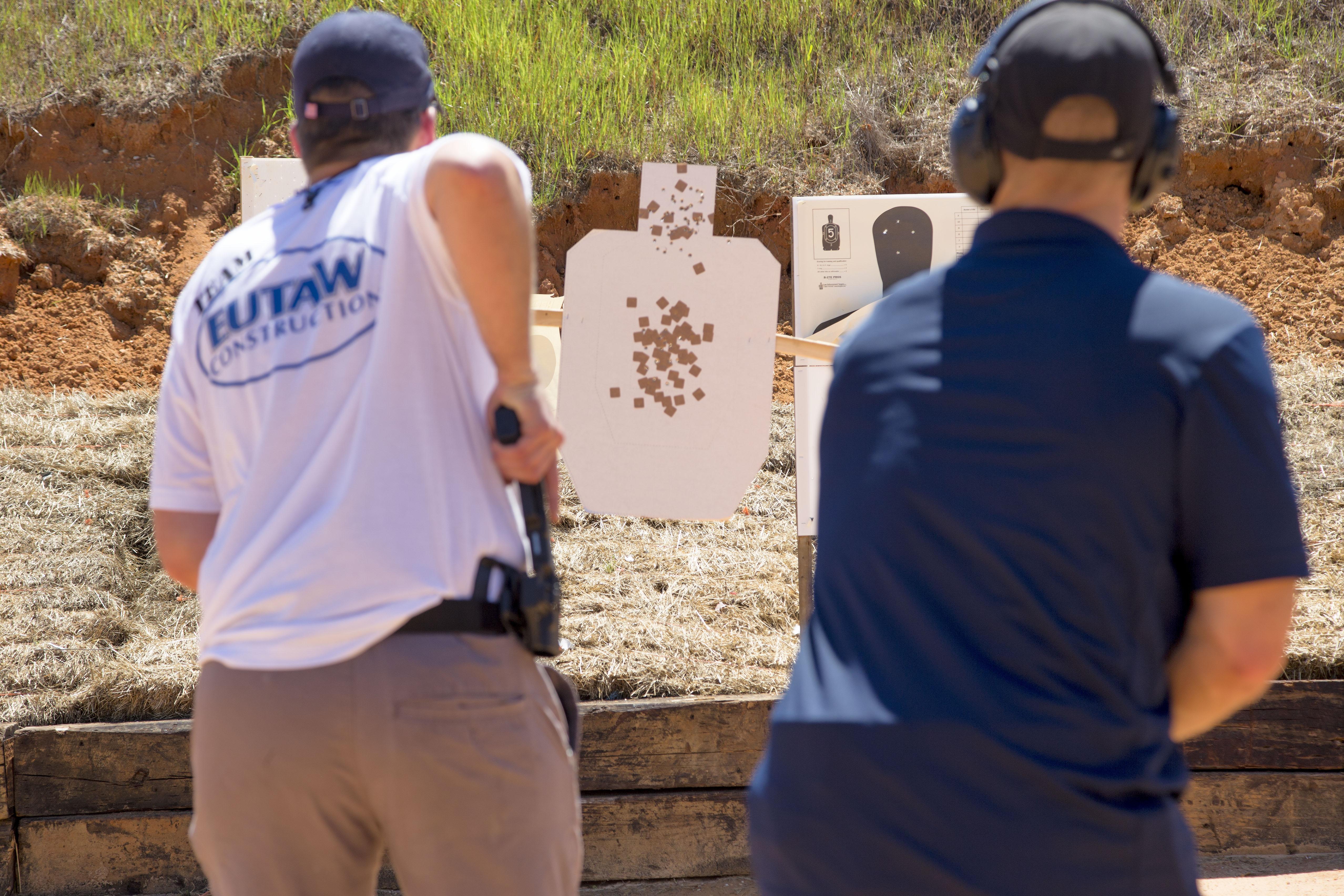 shooting moving targets
