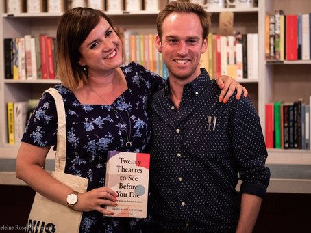 Edinburgh Launch at Golden Hare Books
