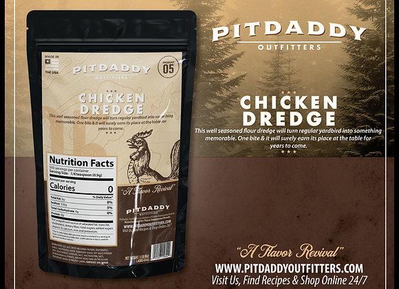 Chicken Dredge- 2lbs